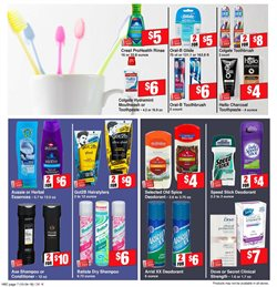 Shampoo deals in the Weis Markets weekly ad in Lebanon PA