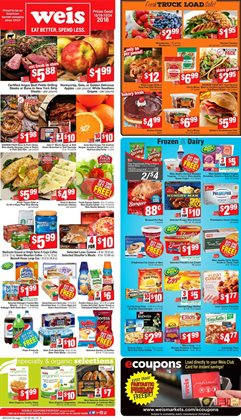 Grocery & Drug deals in the Weis Markets weekly ad in Lancaster PA