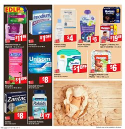 Huggies deals in the Weis Markets weekly ad in Harrisburg PA