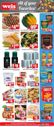 Weis Markets deals in the New Philadelphia PA weekly ad