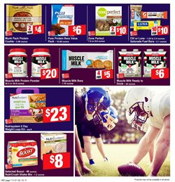 Milk deals in the Weis Markets weekly ad in Philadelphia PA