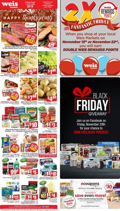 Weis Markets deals in the Washington-DC weekly ad