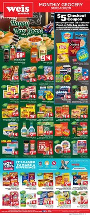 Grocery & Drug deals in the Weis Markets weekly ad in Easton PA