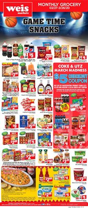 Weis Markets catalogue in Silver Spring MD ( 1 day ago )