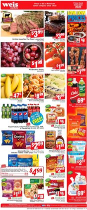 Grocery & Drug offers in the Weis Markets catalogue in Norristown PA ( Expires tomorrow )