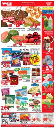 Grocery & Drug offers in the Weis Markets catalogue in Wyomissing PA ( 1 day ago )