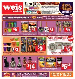 Weis Markets catalogue in Silver Spring MD ( 17 days left )