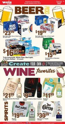 Weis Markets catalogue in Silver Spring MD ( 3 days left )