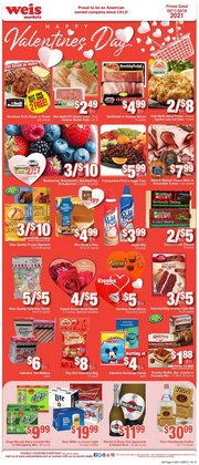 Weis Markets catalogue ( Expired )