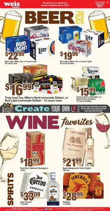 Weis Markets catalogue ( 3 days ago )