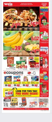 Weis Markets catalogue in Washington-DC ( 21 days left )