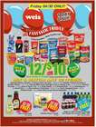 Weis Markets catalogue in Philadelphia PA ( Expired )