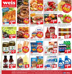 Weis Markets deals in the Philadelphia PA weekly ad