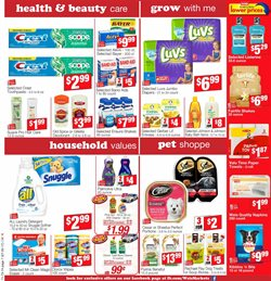 Fabric softener deals in the Weis Markets weekly ad in Sterling VA