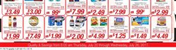 Starters deals in the Weis Markets weekly ad in Sterling VA