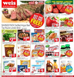 Weis Markets deals in the Harrisburg PA weekly ad