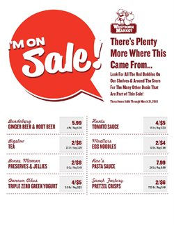 Westborn Market deals in the Bloomfield Hills MI weekly ad
