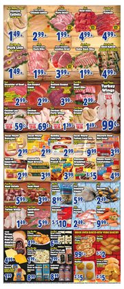 Saw deals in the Western Beef weekly ad in New York