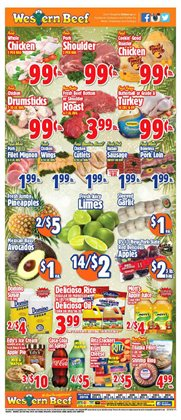 Western Beef deals in the West Babylon NY weekly ad
