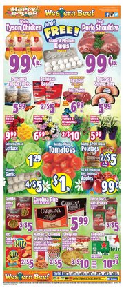 Season deals in the Western Beef weekly ad in New York