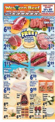 Grocery & Drug deals in the Western Beef weekly ad in West Palm Beach FL