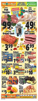 Western Beef deals in the New York weekly ad