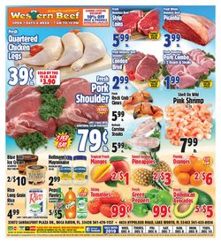 Grocery & Drug deals in the Western Beef weekly ad in Lake Worth FL