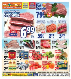 Western Beef catalogue in West Palm Beach FL ( Expires today )