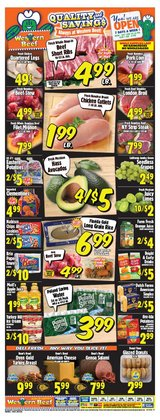 Western Beef catalogue in New York ( 2 days left )