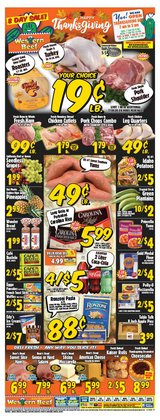 Grapes deals in Western Beef