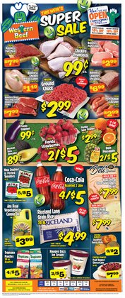 Grocery & Drug offers in the Western Beef catalogue in Boca Raton FL ( Expires tomorrow )