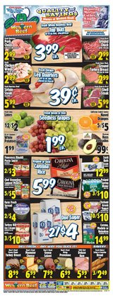 Western Beef catalogue ( 3 days left )