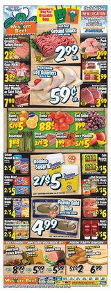 Grocery & Drug offers in the Western Beef catalogue ( Expires today )