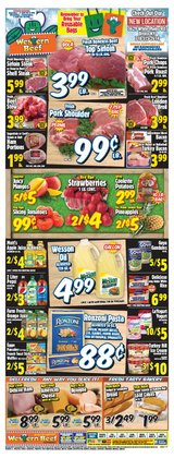 Grocery & Drug offers in the Western Beef catalogue in New York ( Published today )