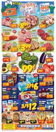 Western Beef catalogue in West Palm Beach FL ( 2 days left )