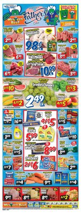 Grocery & Drug deals in the Western Beef catalog ( Expires today)