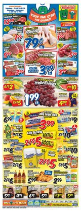 Grocery & Drug deals in the Western Beef catalog ( Expires tomorrow)