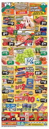 Grocery & Drug deals in the Western Beef catalog ( Published today)