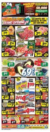 Western Beef deals in the Western Beef catalog ( 2 days left)