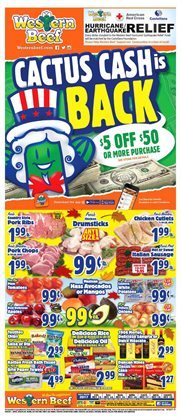Grocery & Drug deals in the Western Beef weekly ad in New York