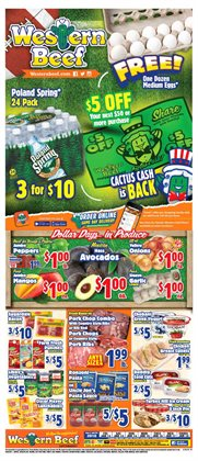 Western Beef deals in the Astoria NY weekly ad