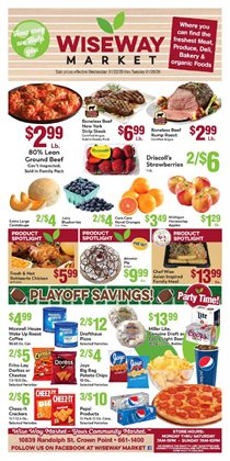 Grocery & Drug deals in the WiseWay weekly ad in Valparaiso IN