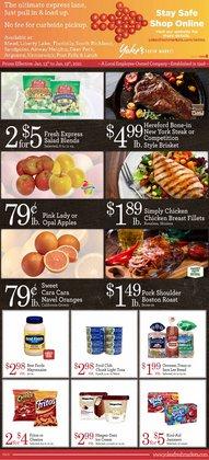 Yoke's Fresh Market catalogue ( Expired )