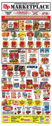 PJP Marketplace deals in the Philadelphia PA weekly ad