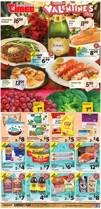 Times Supermarkets catalogue ( Expired )