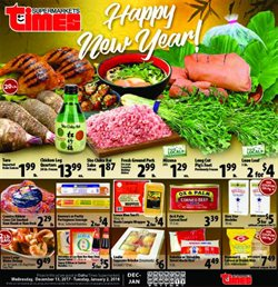 Times Supermarkets deals in the Honolulu HI weekly ad