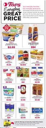 Grocery & Drug deals in the Tops weekly ad in Erie PA