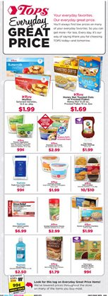 Gel deals in the Tops weekly ad in Poughkeepsie NY