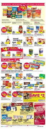 Furniture deals in the Tops weekly ad in Erie PA