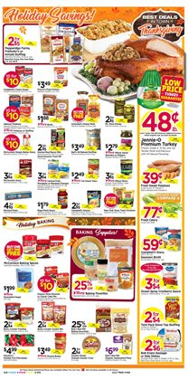 Turkey deals in the Tops weekly ad in Poughkeepsie NY